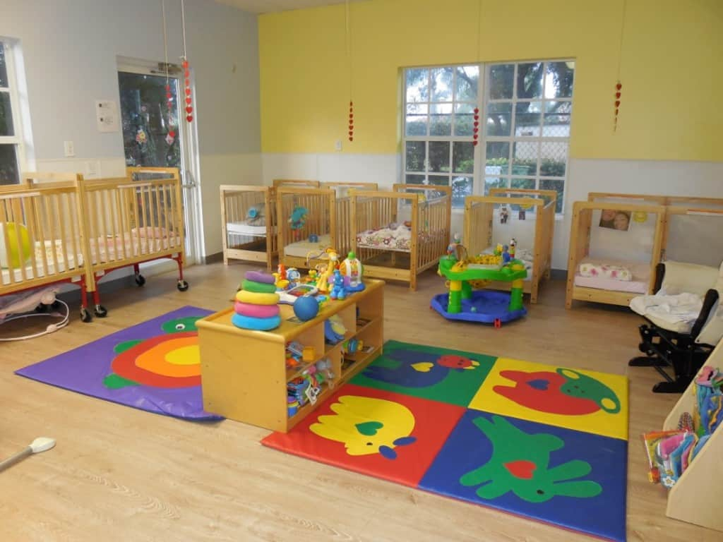 Infant Classroom Floor Plan Daycare Amp Preschool Lake Worth Summit Kids